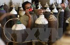 Ấn Độ tăng cường sản xuất ôxy phòng ngừa làn sóng COVID-19 thứ 3