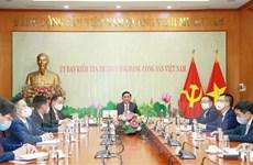 Quan hệ hai Đảng, hai nước Việt-Trung tiếp tục phát triển tích cực