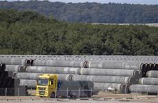 Nga hoàn tất việc lắp đặt đường ống Dòng chảy phương Bắc 2