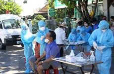 Thêm nhiều ca mắc chưa rõ nguồn lây tại Bệnh viện Tâm thần Quảng Nam