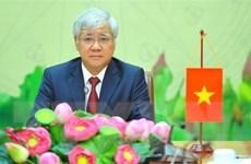 Thúc đẩy giao lưu giữa MTTQ và các tổ chức chính hiệp Trung Quốc