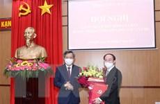 Ông Nguyễn Đăng Bình giữ chức Chủ tịch Ủy ban Nhân dân tỉnh Bắc Kạn