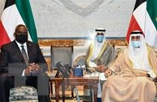 Mỹ tái khẳng định cam kết đối với an ninh và ổn định của Kuwait