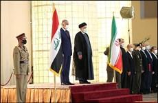 Lãnh đạo Iraq và Iran thảo luận về quan hệ hợp tác kinh tế