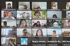 Hội Sinh viên Việt Nam tại Hàn Quốc khẳng định vai trò trong cộng đồng