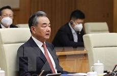 Bộ trưởng Ngoại giao Trung Quốc thăm và làm việc tại Singapore