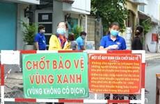 Ca mắc mới COVID-19 trong cộng đồng ở Đồng Nai giảm mạnh