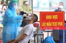 Ngày 14/9, Việt Nam ghi nhận 10.508 ca mắc mới, 276 ca tử vong