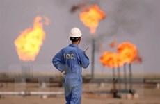 Giá dầu thế giới tăng xấp xỉ 2 USD mỗi thùng phiên 15/9