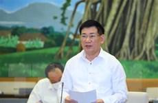 Bộ trưởng Hồ Đức Phớc: Ngân sách nhà nước bảo đảm đủ cho nhiệm vụ chi