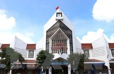 [Photo] Ghi nhận ca mắc COVID-19, Quảng Trị đóng cửa chợ Đông Hà