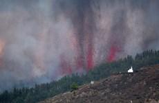 Núi lửa phun trào, Tây Ban Nha sơ tán hàng nghìn người dân trên đảo