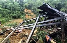 Các tỉnh Bắc Bộ có nguy cơ xảy ra lũ quét, sạt lở đất vùng núi