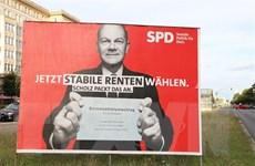 Bầu cử Đức: Ứng cử viên đảng SPD giành ưu thế sau màn tranh luận cuối