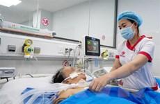 Cần Thơ: Cứu sống bệnh nhân đột quỵ, sốc nhiễm khuẩn suy đa phủ tạng