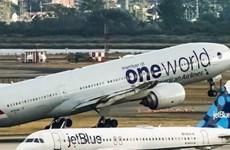 Bộ Tư pháp Mỹ phản đối American Airlines 'bắt tay' JetBlue
