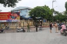 Ổ dịch COVID-19 lây lan nhanh, Hà Nam thiết lập 12 vùng cách ly y tế