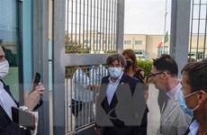 Italy trả tự do cho cựu thủ hiến vùng Catalonia Carles Puigdemont