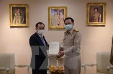 Việt Nam và Thái Lan thúc đẩy hợp tác về y tế trong bối cảnh dịch