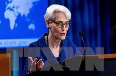 Thứ trưởng Ngoại giao Mỹ lên kế hoạch thăm Ấn Độ, Pakistan