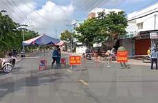 An Giang áp dụng Chỉ thị 16 đối với 5 phường của thị xã Tân Châu
