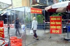 Khẩn cấp khống chế dịch COVID-19 tại thị xã Cửa Lò và huyện Nghi Lộc