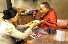 [Photo] Người cao tuổi là trụ cột của gia đình và xã hội Việt Nam