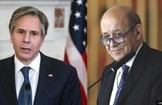 Mỹ-Pháp nỗ lực tìm biện pháp khôi phục sự tin cậy song phương