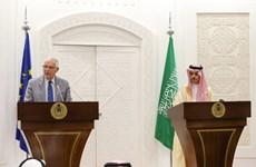 Saudi Arabia xác nhận tiếp tục đàm phán để giảm căng thẳng với Iran