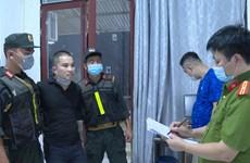 Phú Thọ: Triệt phá ổ nhóm tội phạm núp bóng doanh nghiệp để hoạt động