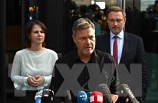 Đức: Cuộc đàm phán thăm dò lập chính phủ diễn ra một cách 'xây dựng'