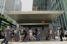 Tập đoàn Evergrande đình chỉ mọi giao dịch tại Hong Kong