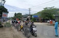 Dịch COVID-19: Lâm Đồng đón người dân trở về trong trật tự