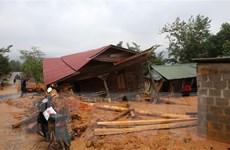 Cảnh báo nguy cơ xảy ra lũ quét, sạt lở đất tại 5 địa phương