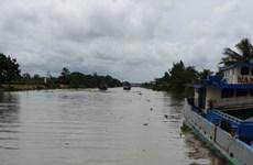 Khẩn trương tìm kiếm ba người mất tích trong vụ tai nạn đường thủy