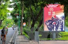 [Photo] Hà Nội chào mừng 67 năm Ngày Giải phóng Thủ đô 10/10