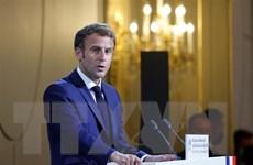 Tổng thống Pháp Emmanuel Macron muốn hàn gắn quan hệ đồng minh với Mỹ