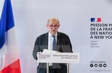 Pháp nêu các mục tiêu cụ thể trong việc hàn gắn quan hệ với Mỹ