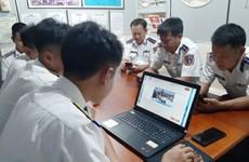 Hơn 820.000 lượt người tham gia tìm hiểu Luật Cảnh sát biển Việt Nam