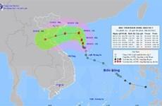Hoàn lưu bão số 7 sẽ gây mưa lớn ở Bắc Bộ và Bắc Trung Bộ