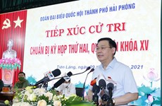 Chủ tịch Quốc hội đề nghị rà soát lại Dự án quai đê lấn biển Tiên Lãng