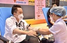 Hà Tĩnh tiếp nhận gần 800 đơn vị máu gửi tới miền Nam ruột thịt