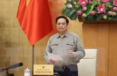Thủ tướng: Sớm ban hành hướng dẫn thích ứng an toàn với dịch bệnh
