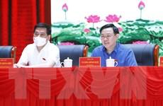 Chủ tịch Quốc hội: Hải Phòng sẽ được trao cơ chế đặc thù