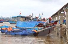 Bão số 8: Quảng Trị không cho tàu, thuyền ra khơi từ 12 giờ ngày 12/10