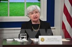 Bộ trưởng Tài chính Mỹ Janet Yellen trấn an người tiêu dùng