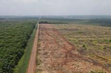 Tiến độ giải phóng mặt bằng dự án sân bay Long Thành vẫn chậm
