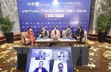 Việt Nam đang vươn lên mạnh mẽ trong công nghệ thông tin, truyền thông