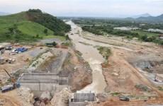 Ninh Thuận đảm bảo an toàn các công trình thủy lợi mùa mưa lũ
