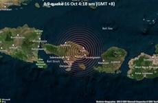 Indonesia: Động đất trên đảo Bali, ít nhất 11 người thương vong